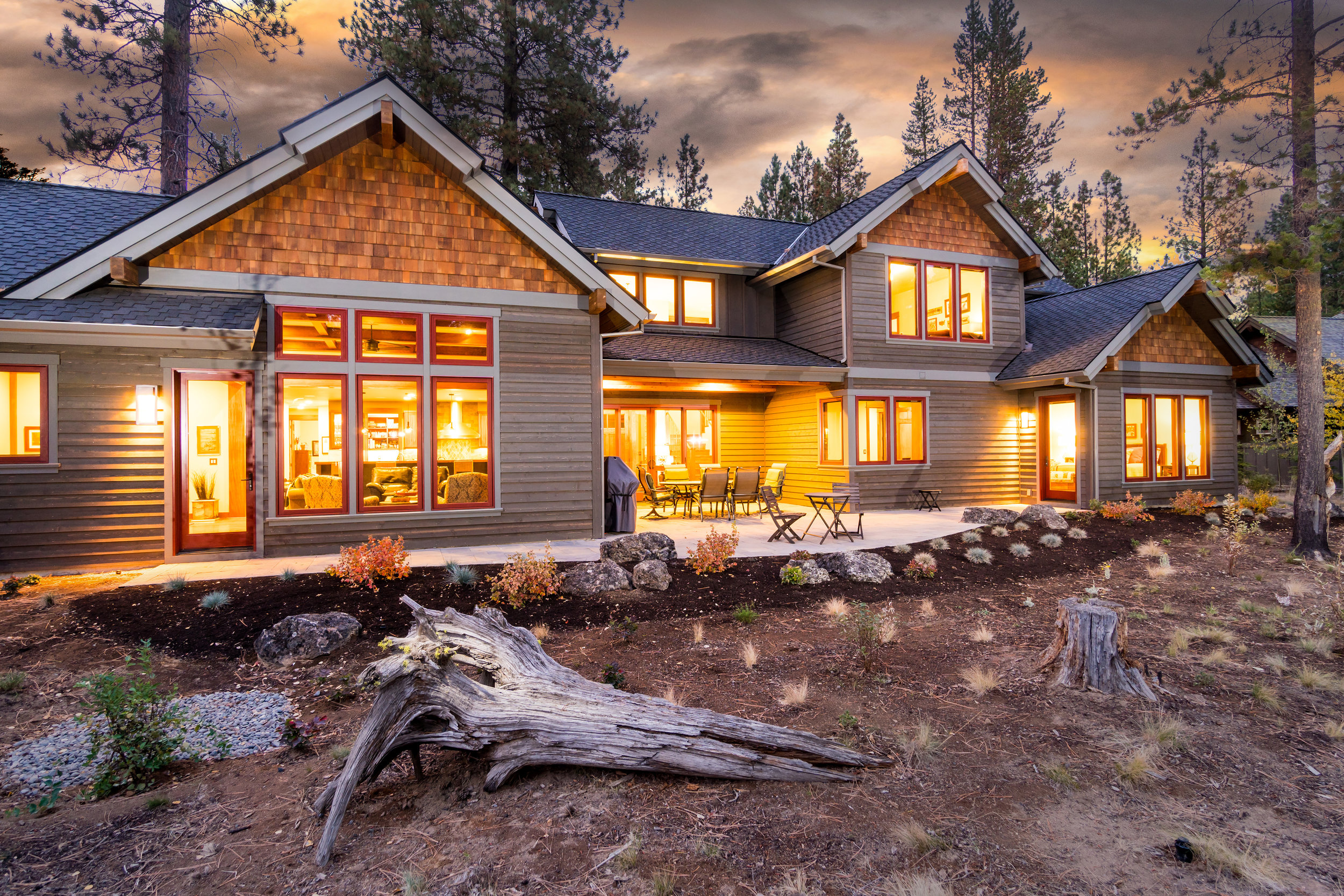 Danny dark quality construction bend oregon home builders for Bend oregon contractors
